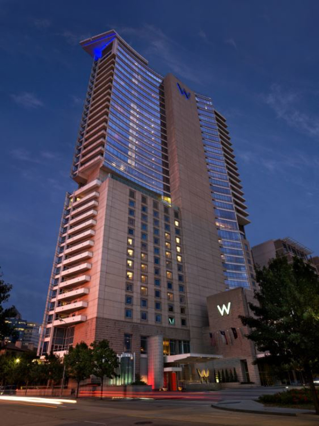 W Dallas- Victory: Luxury Hotels in Dallas