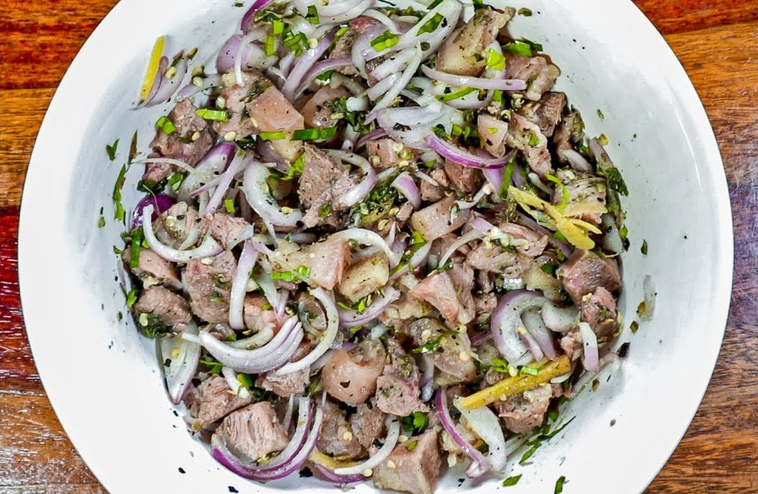 Wahan Mosdeng - Mouthwatering Dishe Of Tripura