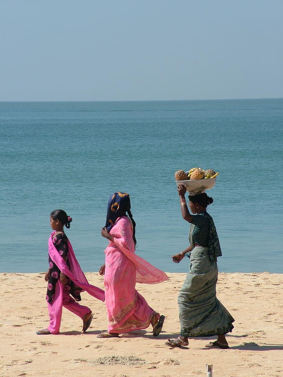 The Best Options to Get Around Goa - Walking