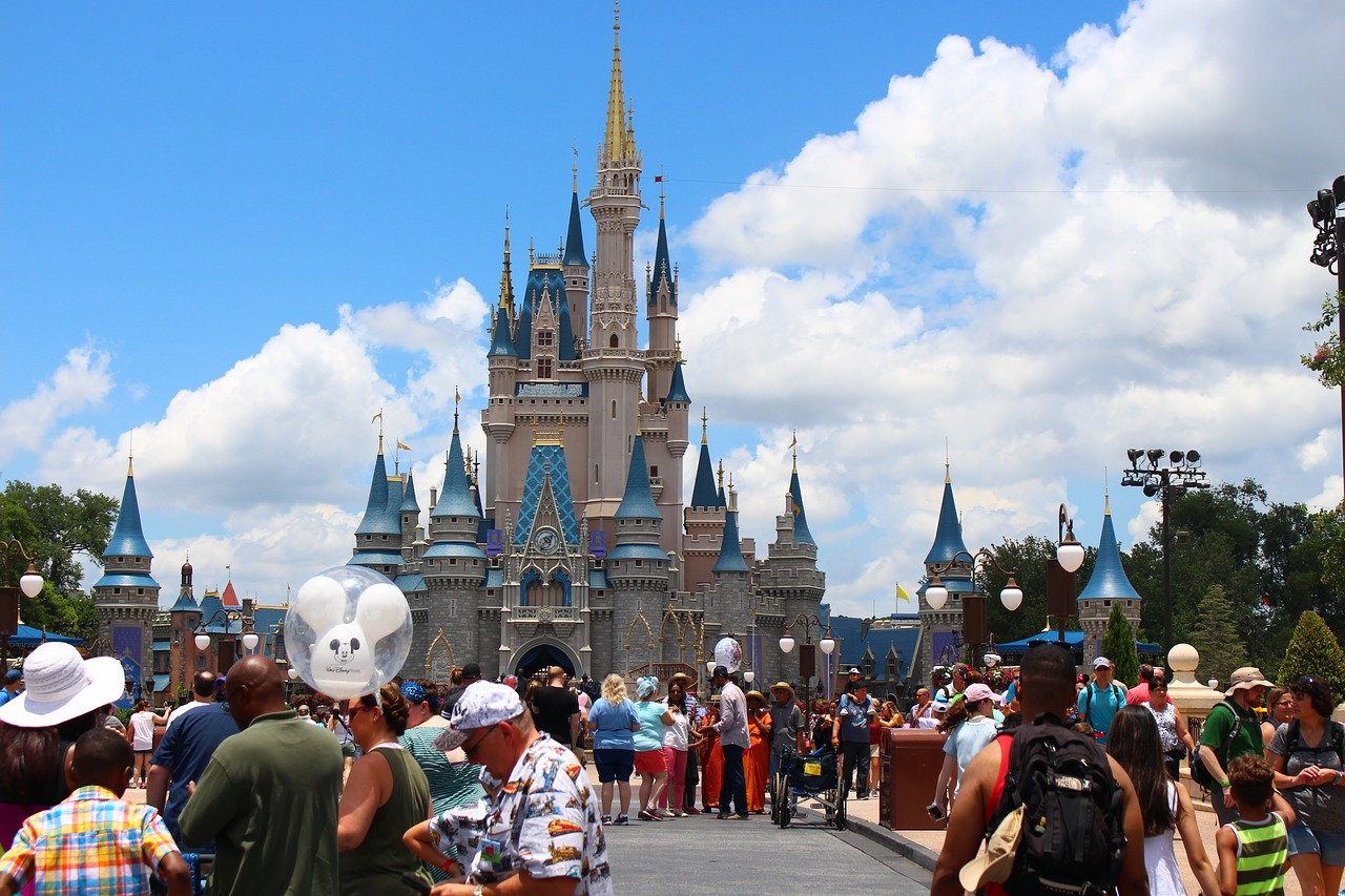 Amazing Theme Park In Orlando-Walt Disney World