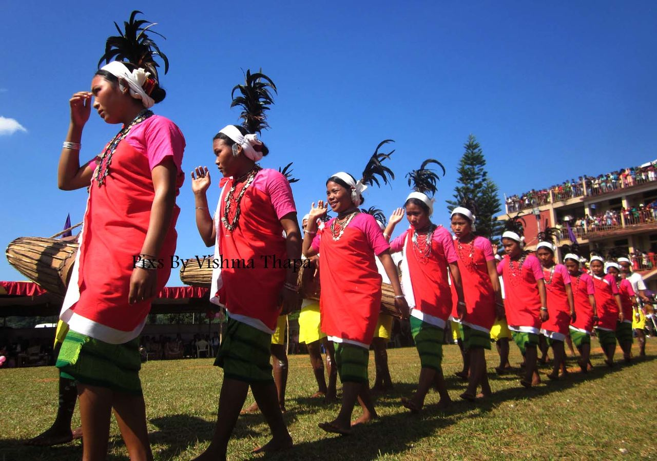 Famous Festival in Meghalaya-Wangala Festival