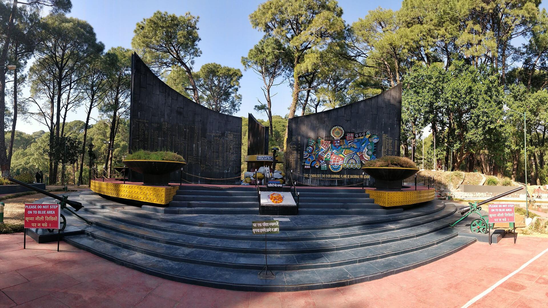War Memorial - Amazing Places to Visit In Dharamshala