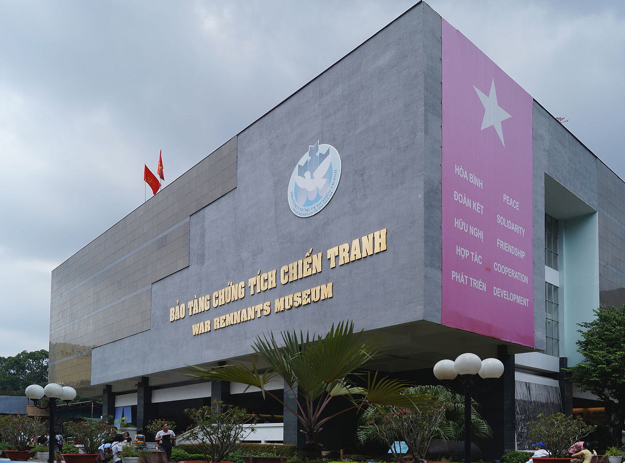 War Remnants Museum- Amazing Best Place in Ho Chi Minh City