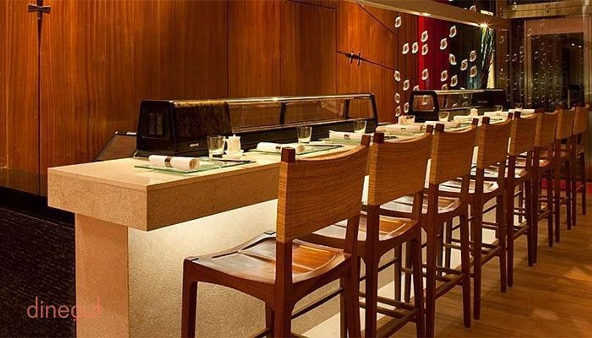 Wasabi by Morimoto Restaurant to Try in Mumbai