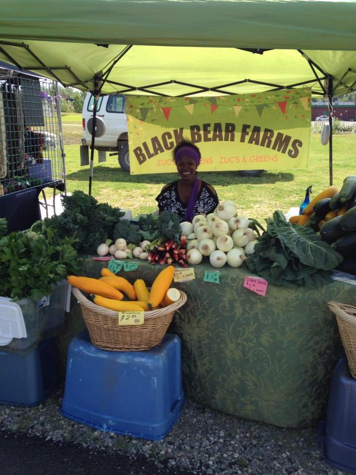Attraction Summer Market in Alaska-Wasilla Farmers Market, Wasilla, Alaska