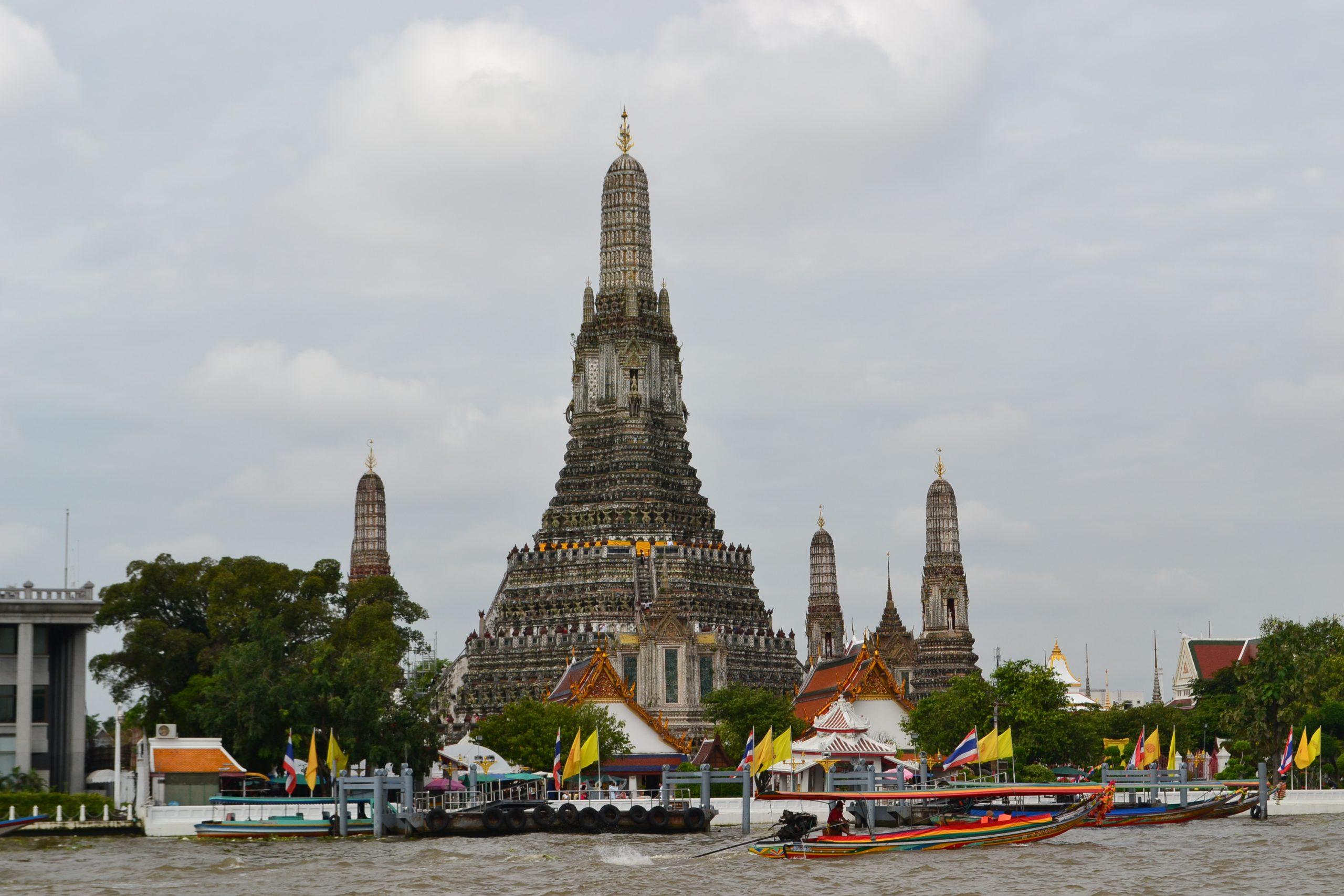 Wat Arun, Bangkok Temple in Thailand