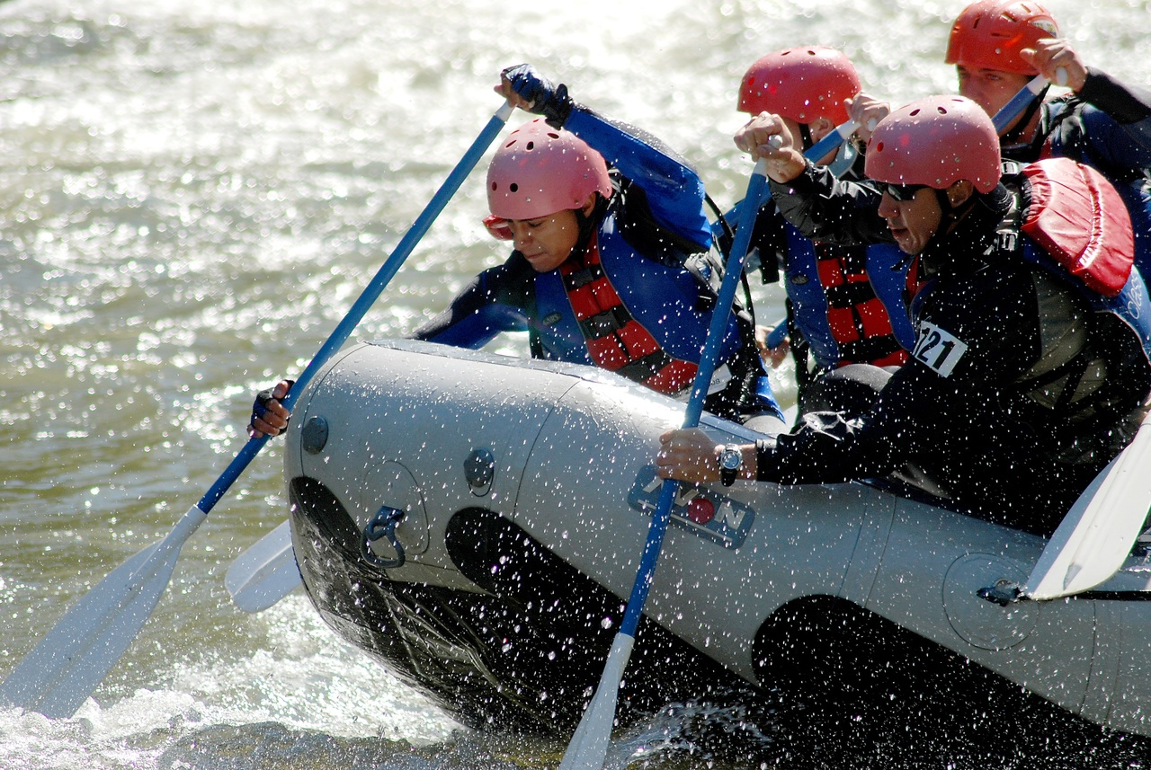 Best Thrilling Activities in Nameri National Park-Water Rafting
