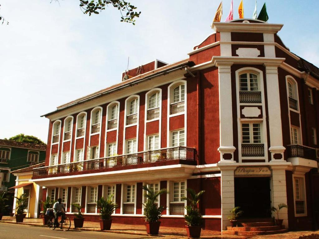 Accommodation Options at the Fontainhas - Welcome Heritage Panjim Inn
