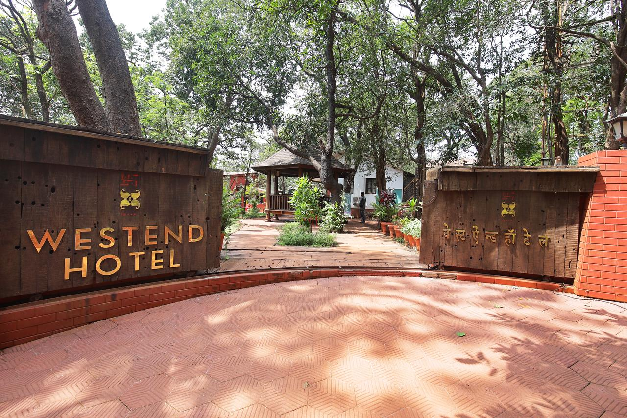 Top Luxury Hotels and Resorts in Matheran-West End Hotel
