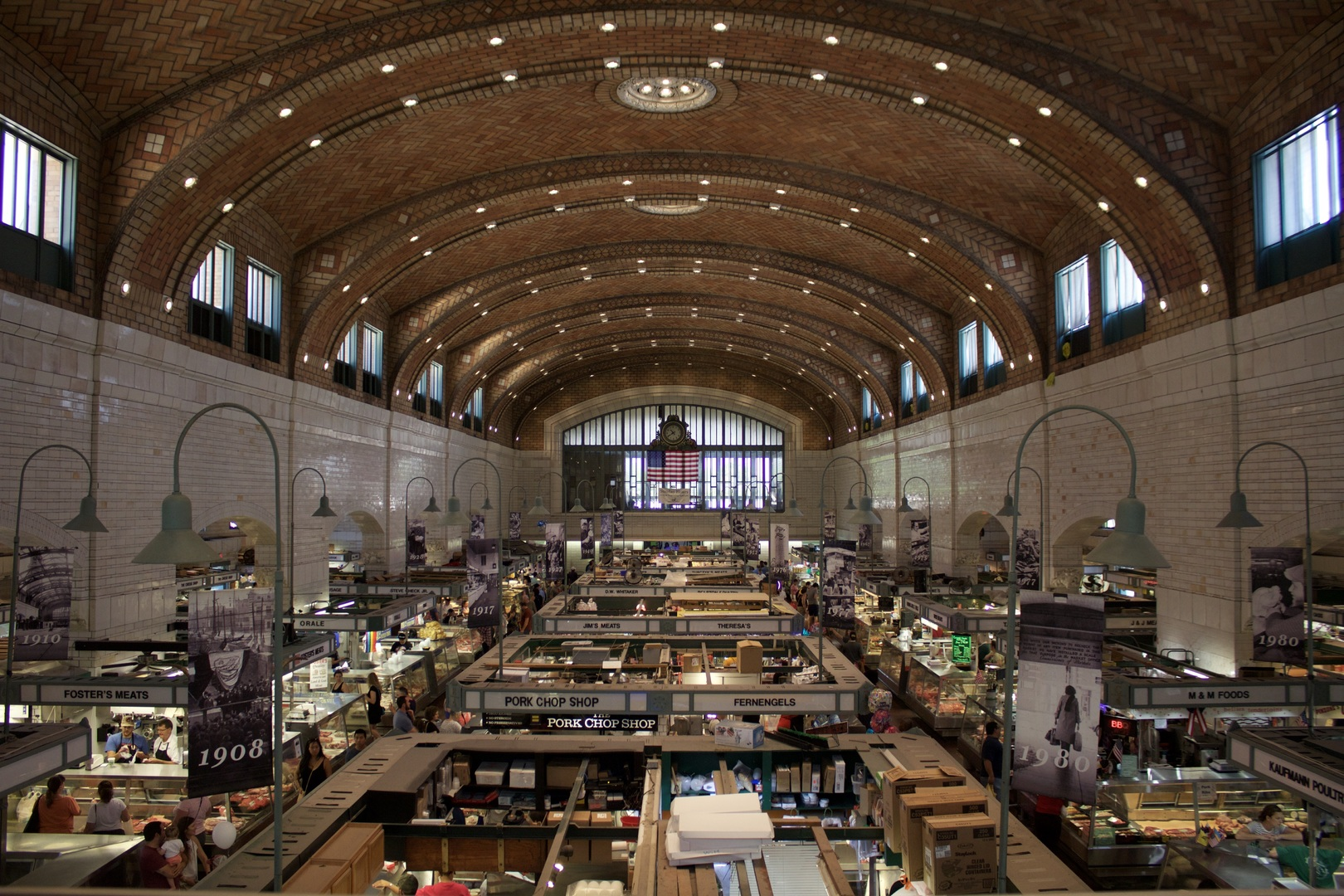 Sightseeing Place to Visit In Ohio-West Side Market