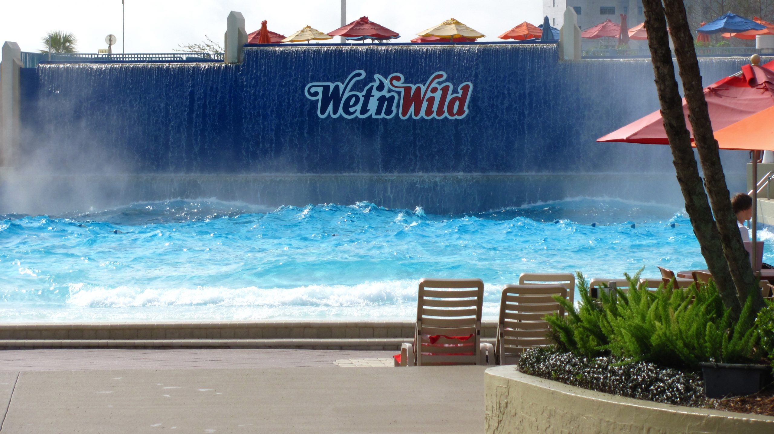 Amazing Theme Park In Orlando-Wet 'n' Wild