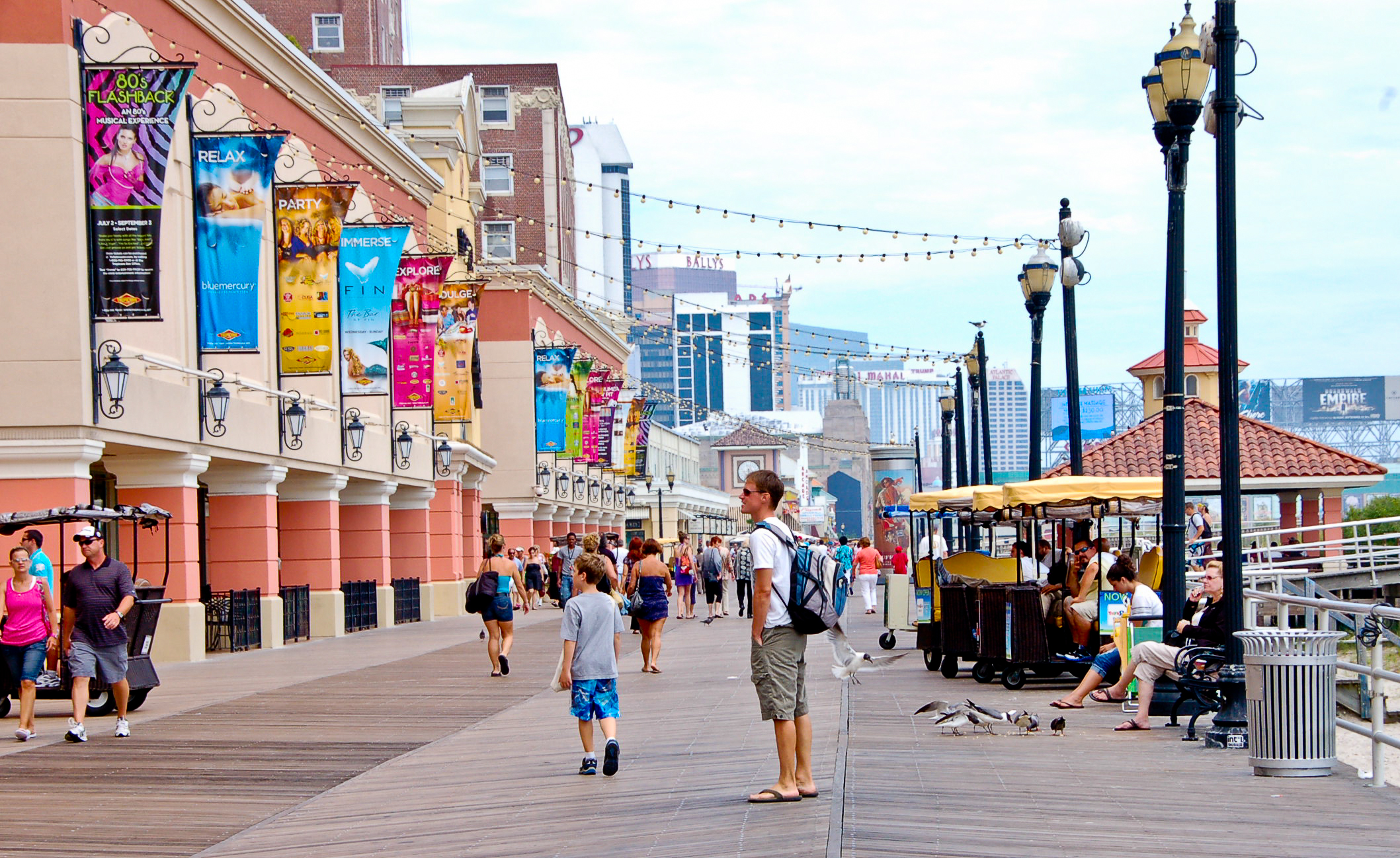 What Are The Famous Places In Atlantic City?