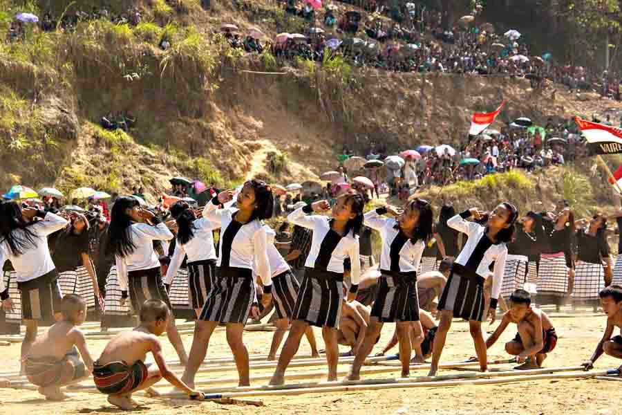 Chapchar Kut festival are Best Festivals Of Mizoram