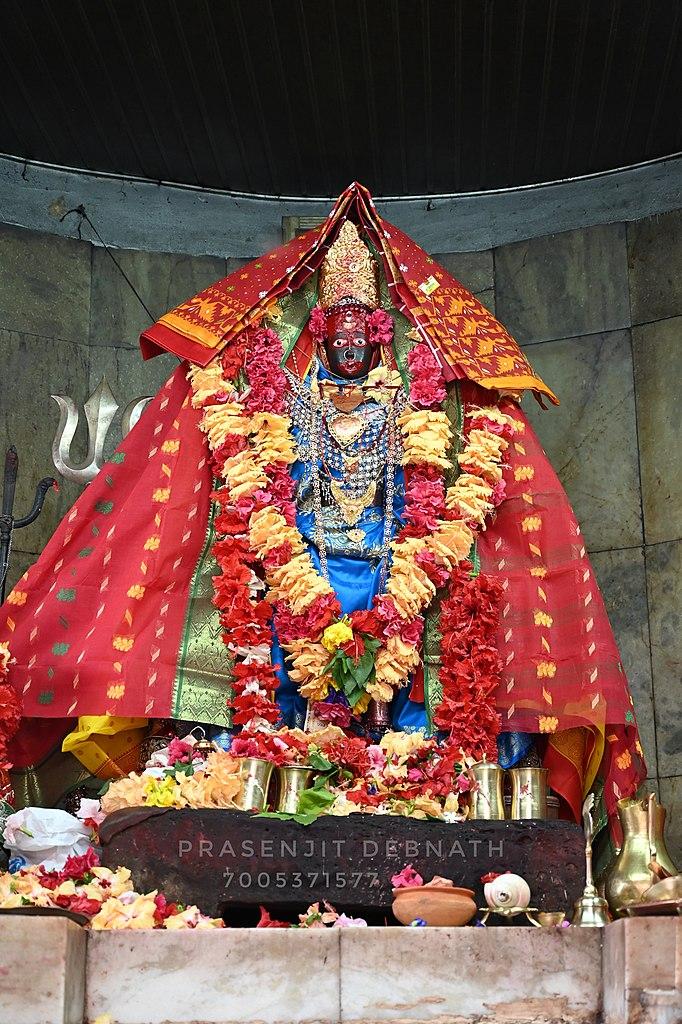 What Is Famous About The Tripura Sundari Temple?