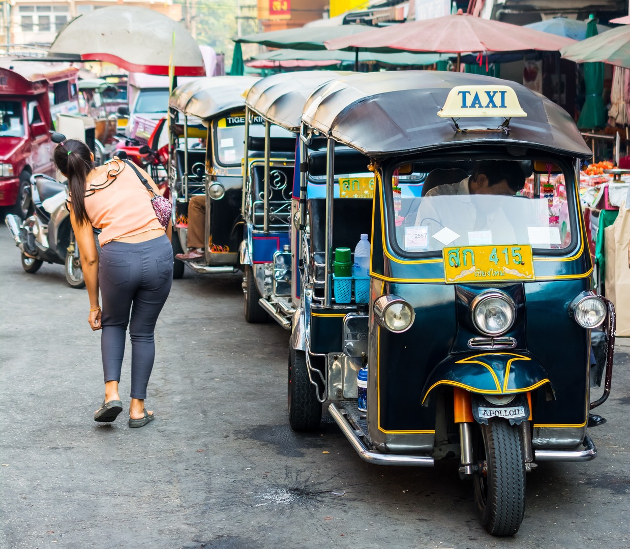 What Is The Best Way Of Exploring Within Cities In Thailand?