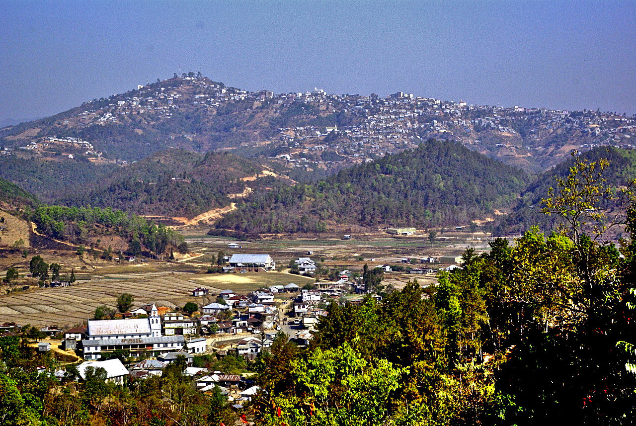 What Not To Miss in Jampui Hills in Tripura, Views of the Villages and Valleys of Mizoram