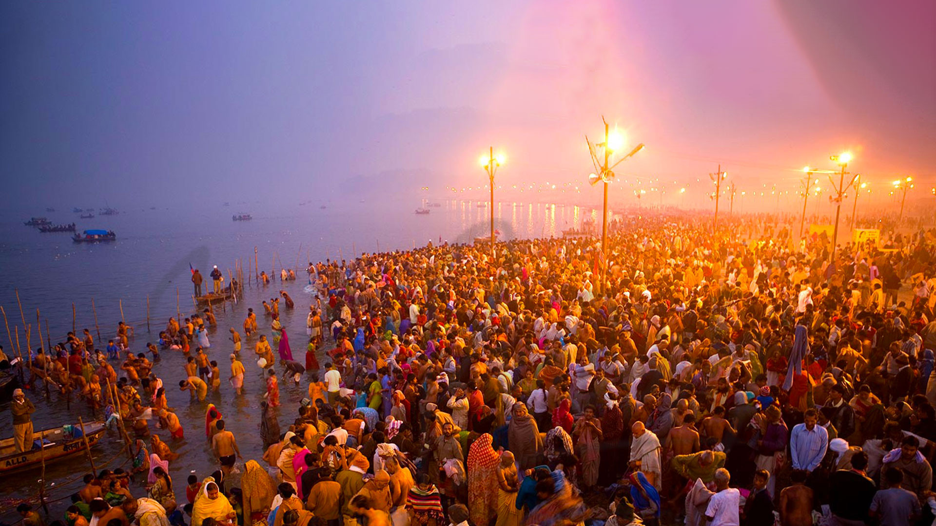 When Does Magh Mela Take Place?