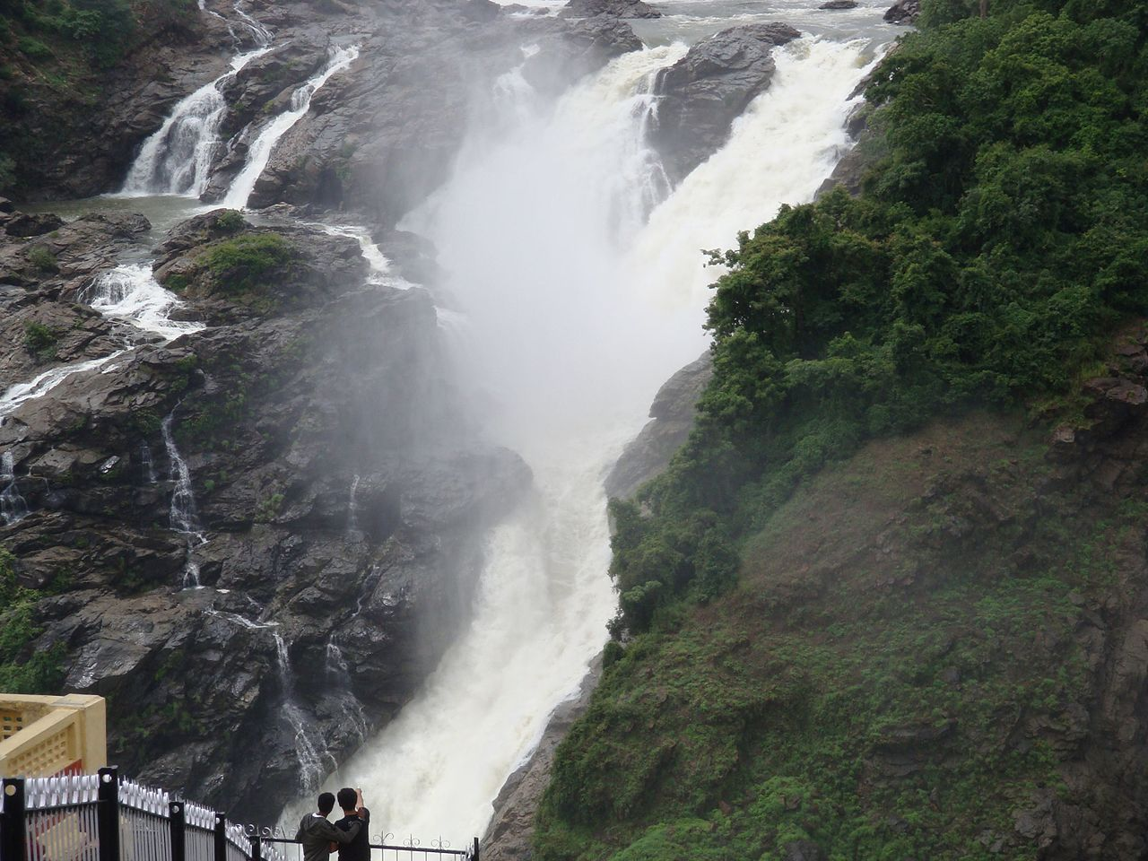 When is the Best Time to Shivanasamudra Falls?