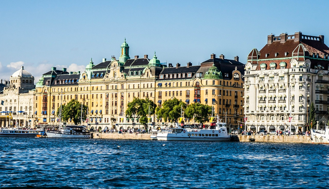 Which Are The Most Visited Places In Sweden?