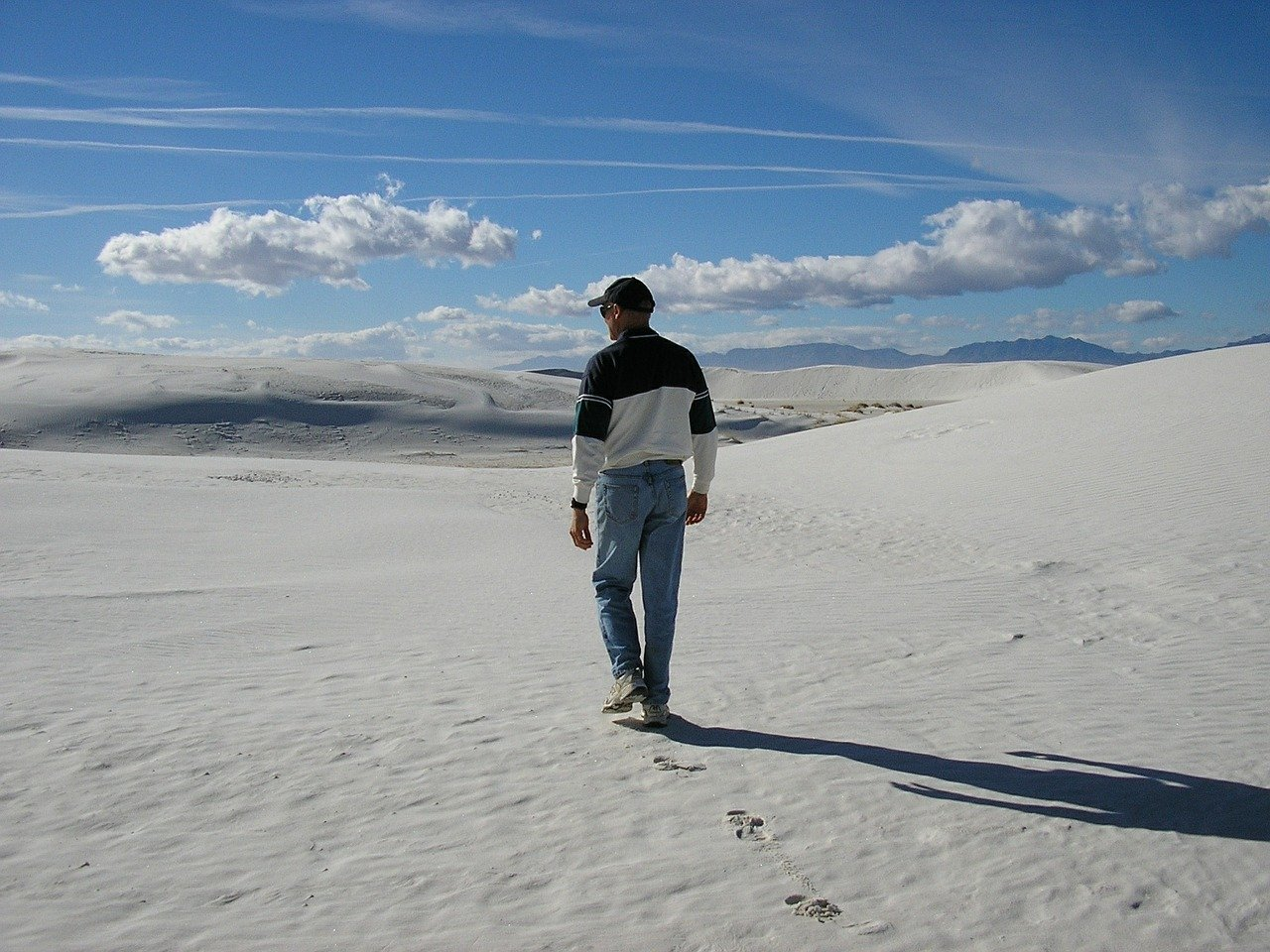 Top-Rated Place in New Mexico-White Sands/Chihuahuan Desert