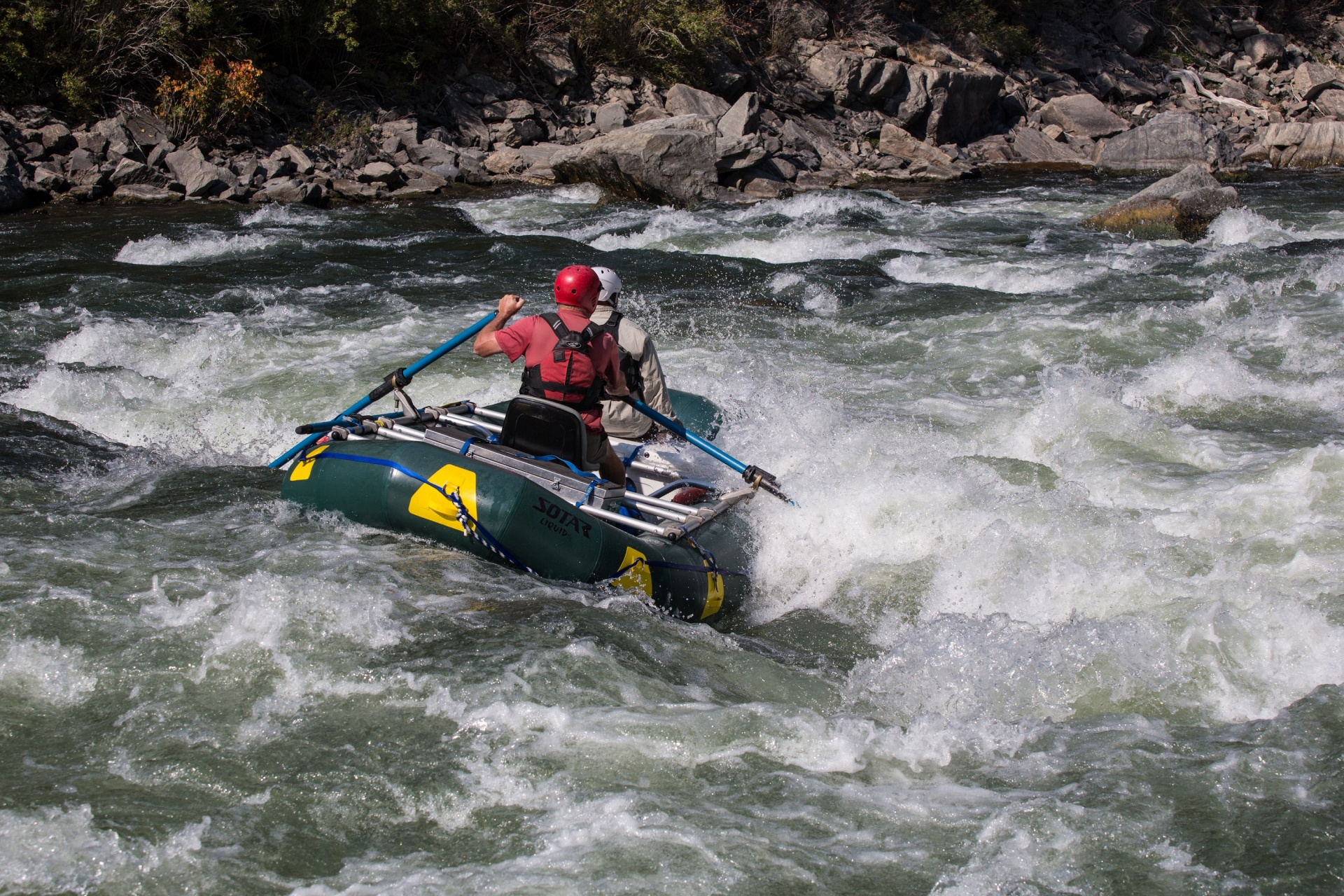 Best Things to do in Sonamarg-White Water Rafting