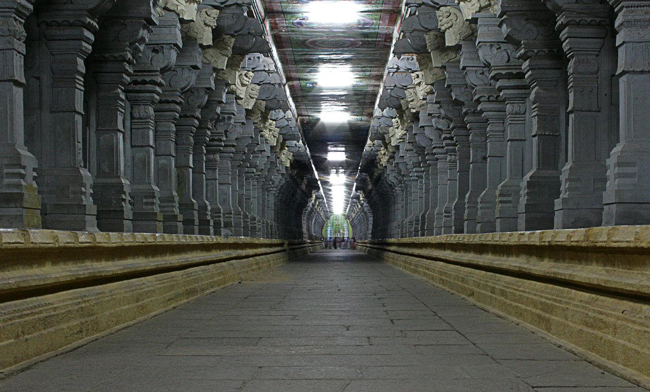 Who Built The Rameshwaram Temple?