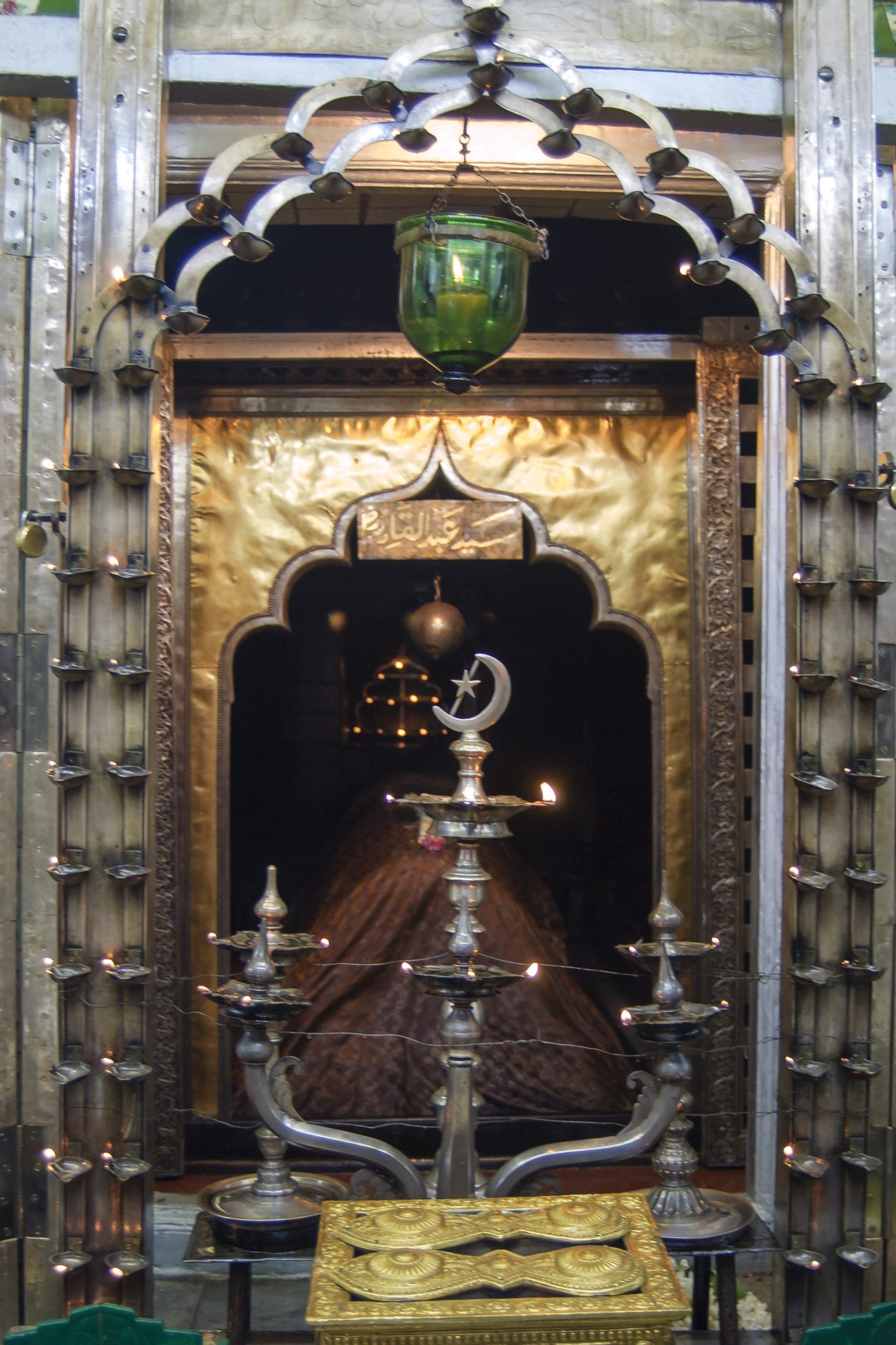 Who Is The Nagore Dargah Dedicated To?