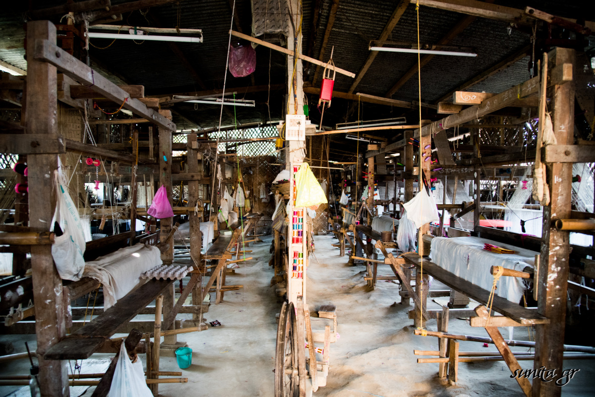 Weaving Village - Why One Must Visit Sualkuchi in Assam