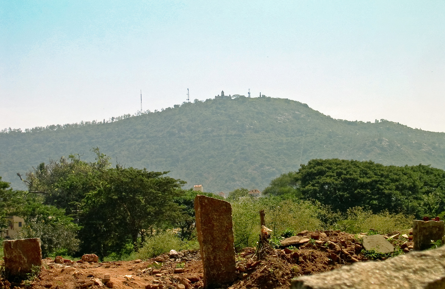 Why Should You Visit The Chamundi Hills In Mysore?