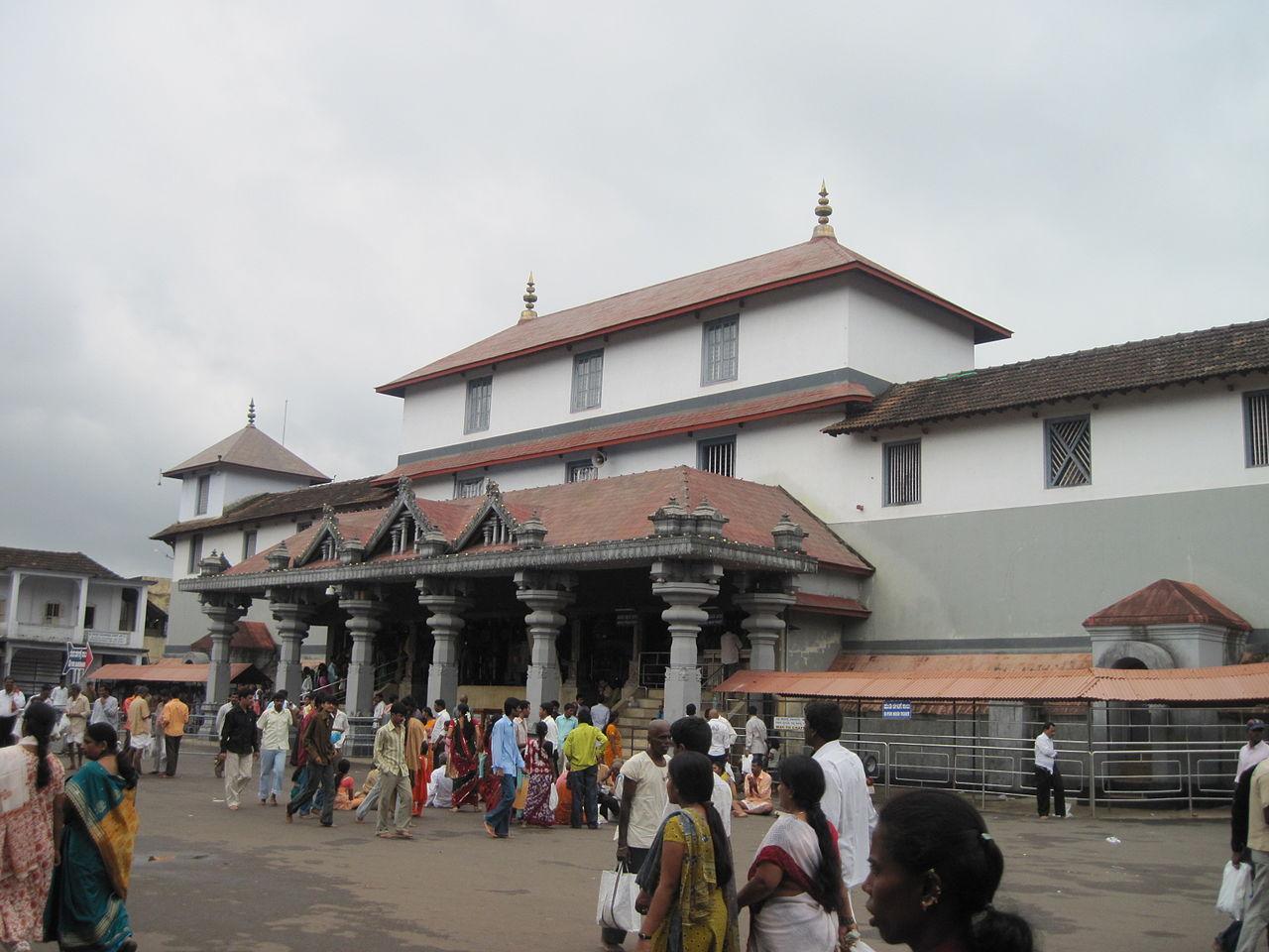 Sri Kshethra Dharmasthala Sri Manjunatha Swamy Temple in Dakshina Kannada