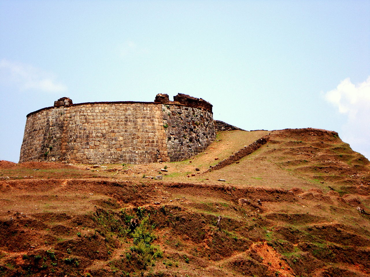 Why Should you visit the Nagara Fort in Kodachadri?