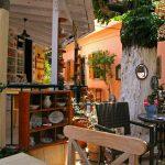 Wild Garden - The café at Amethyst