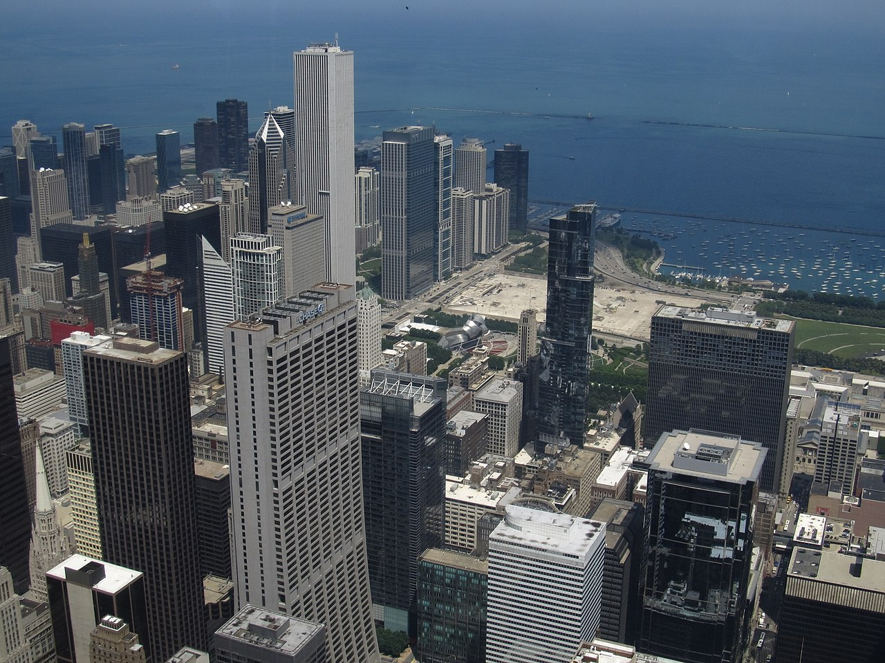 Best Place to See in Chicago-Willis Tower SkyDeck