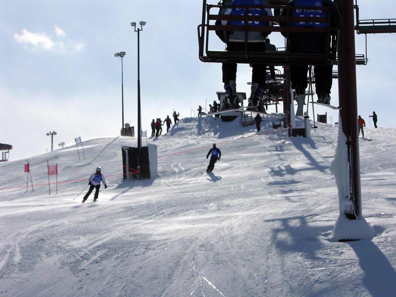 Outdoor Adventures In Illinois - Wilmot Mountain Ski Resort