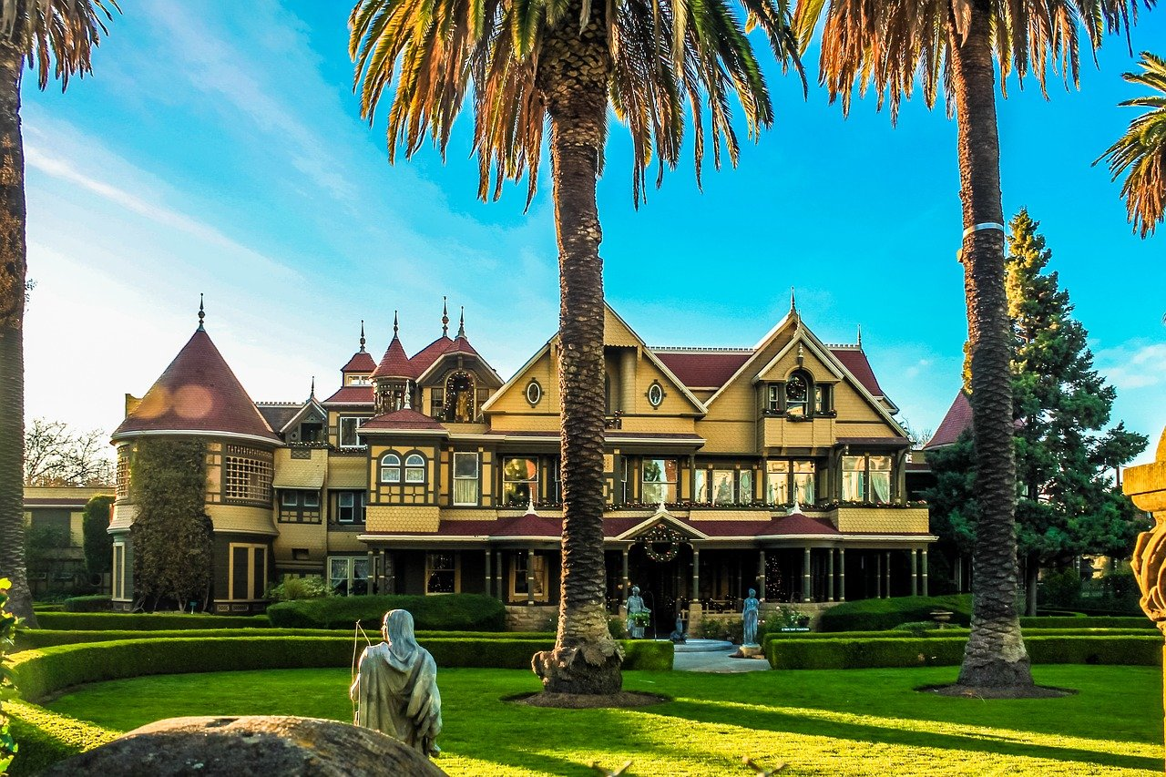 Amazing Place to Visit In California-Winchester Mystery House