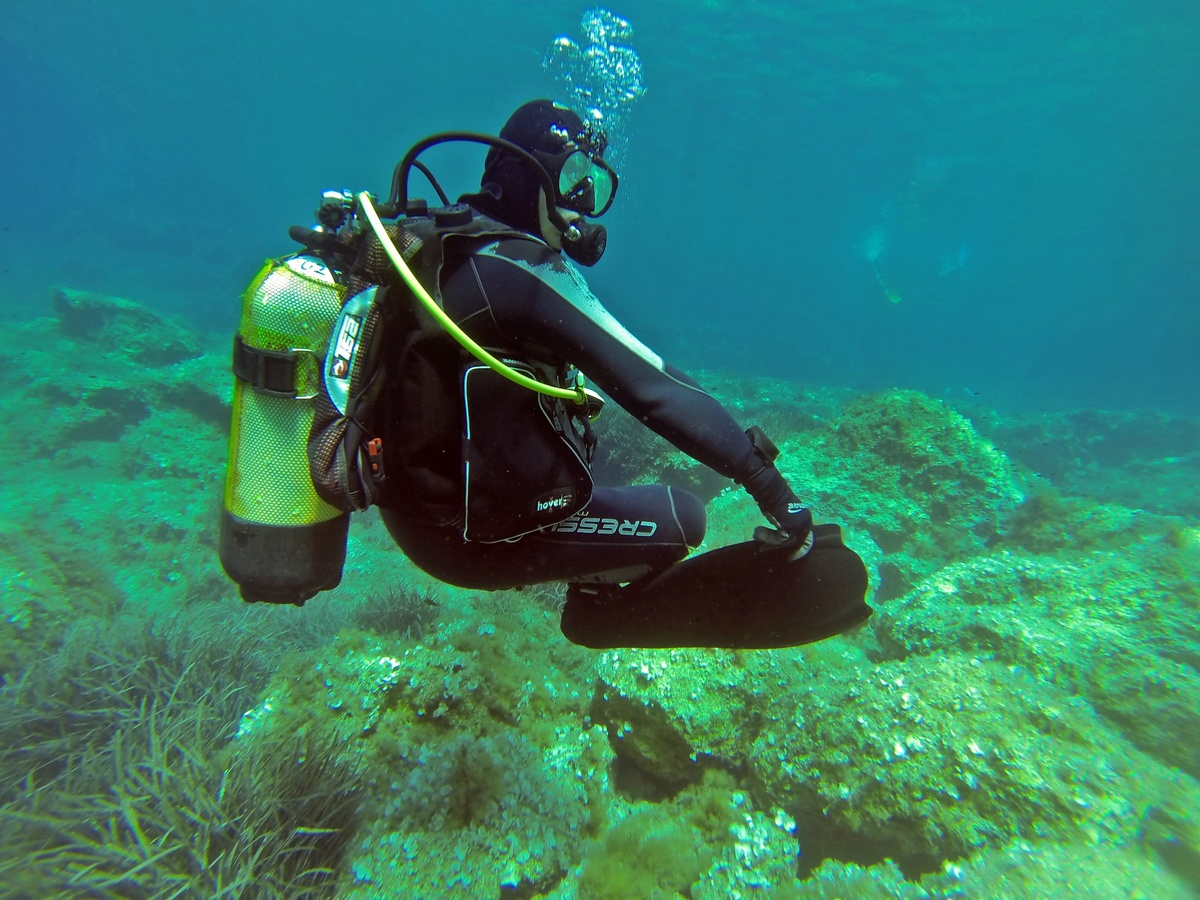 Attraction Location For Scuba Diving in San Antonio City-Windy Point Park