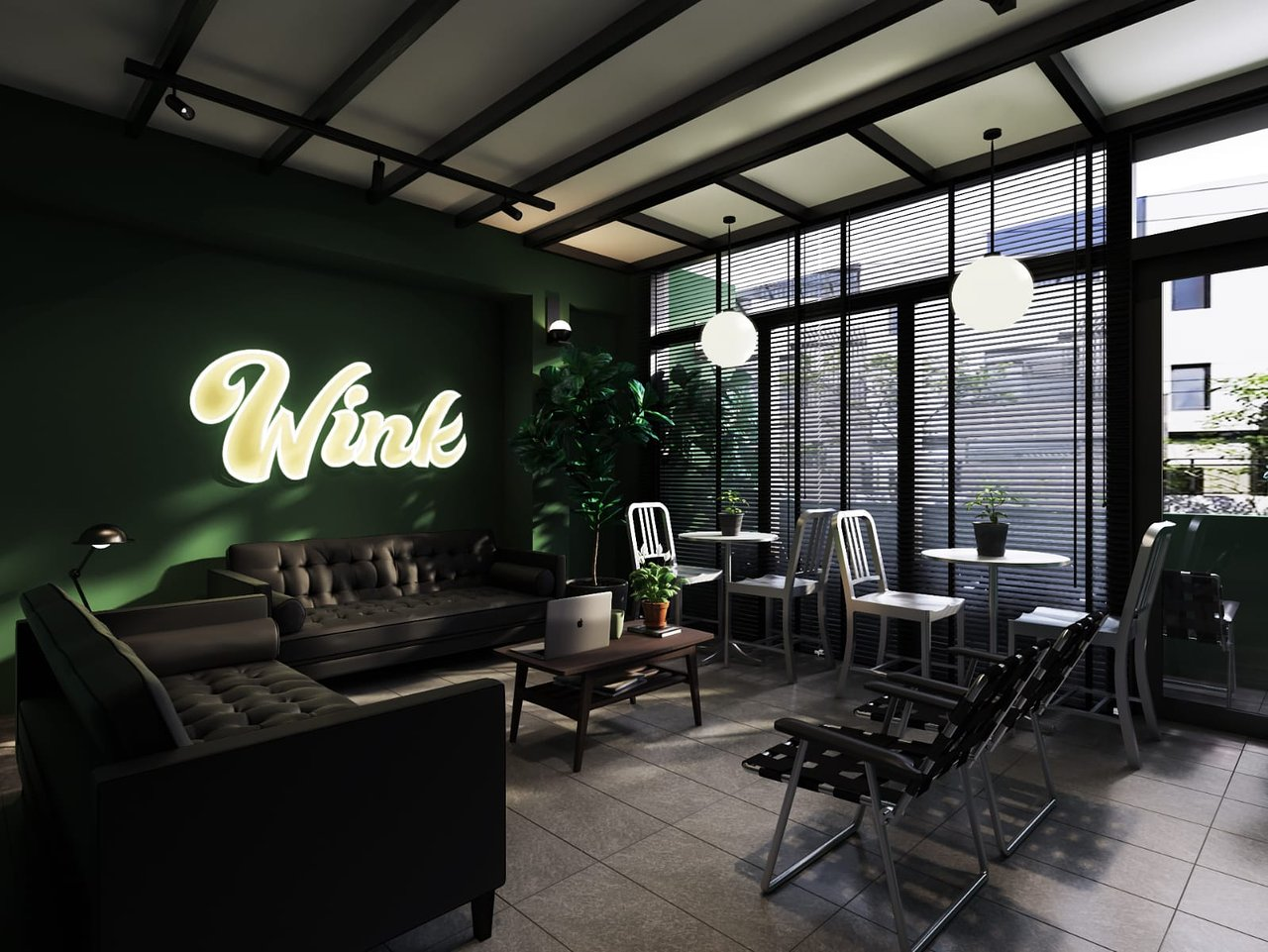 Top Budget Hotel in Singapore-Wink Capsule Hotel