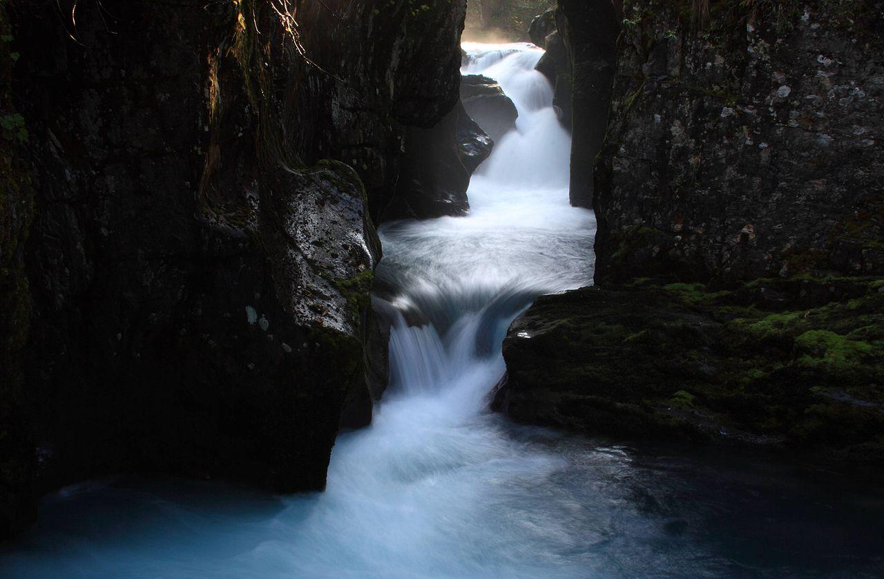 Winner Creek Falls, Girdwood - Best Waterfalls in Alaska