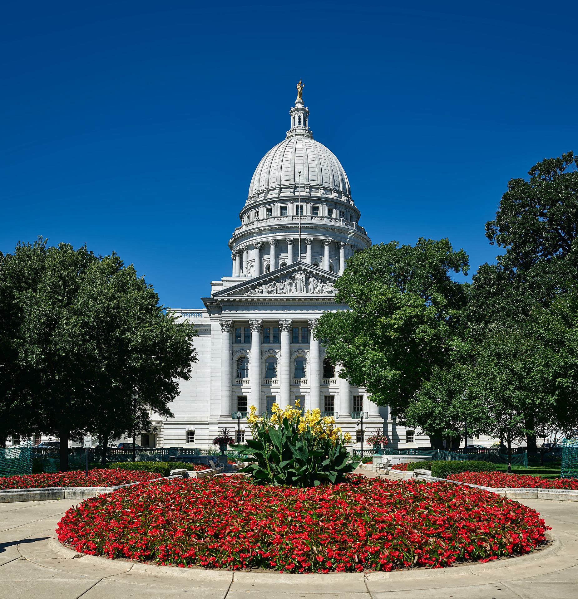 Incredible Place To Visit in Wisconsin-Wisconsin State Capitol, Madison