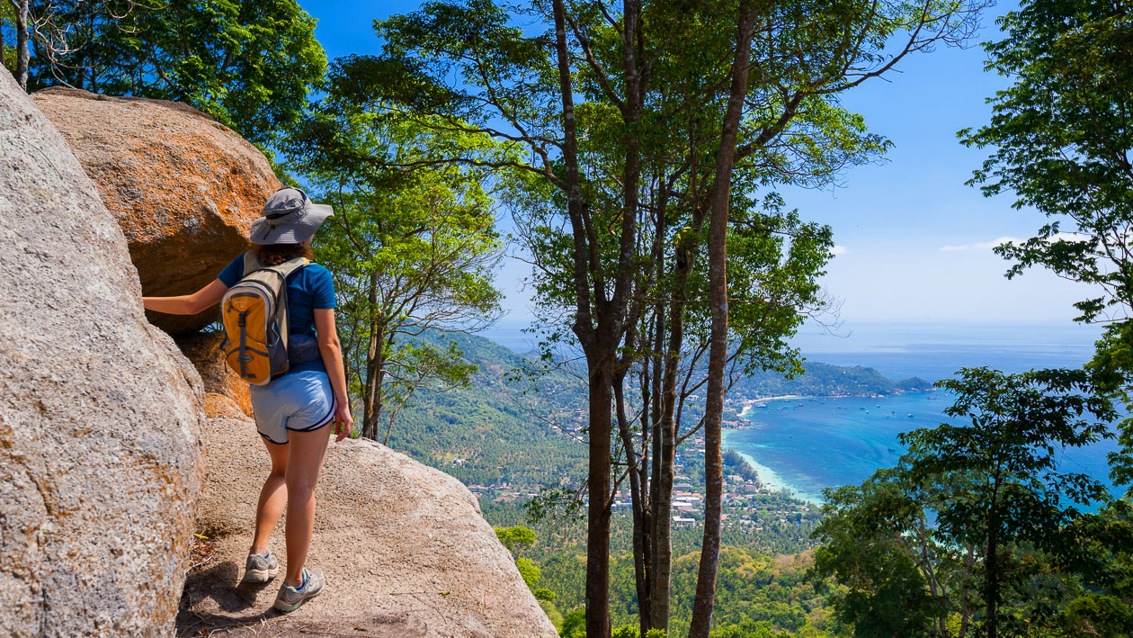 Amazing Thailand Places to Visit-Witness Tranquility In Koh Tao