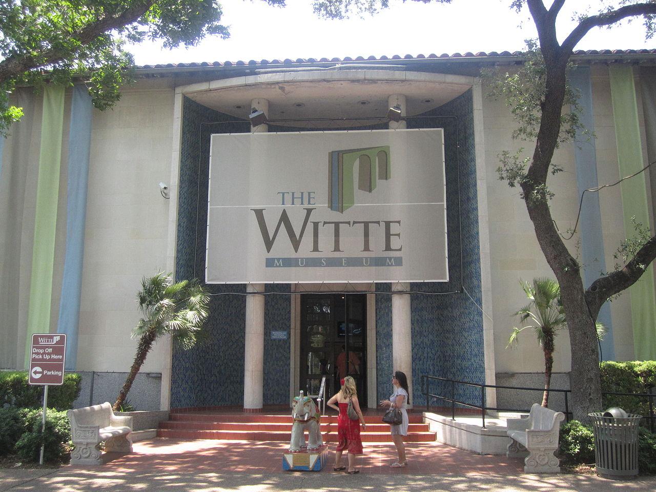 Amazing Museum in San Antonio-Witte Museum