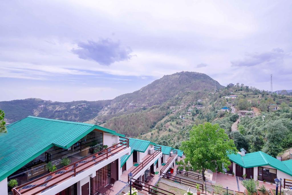 Top Luxury Hotel in Shimla and Kufri-Woodsmoke Resort and Spa