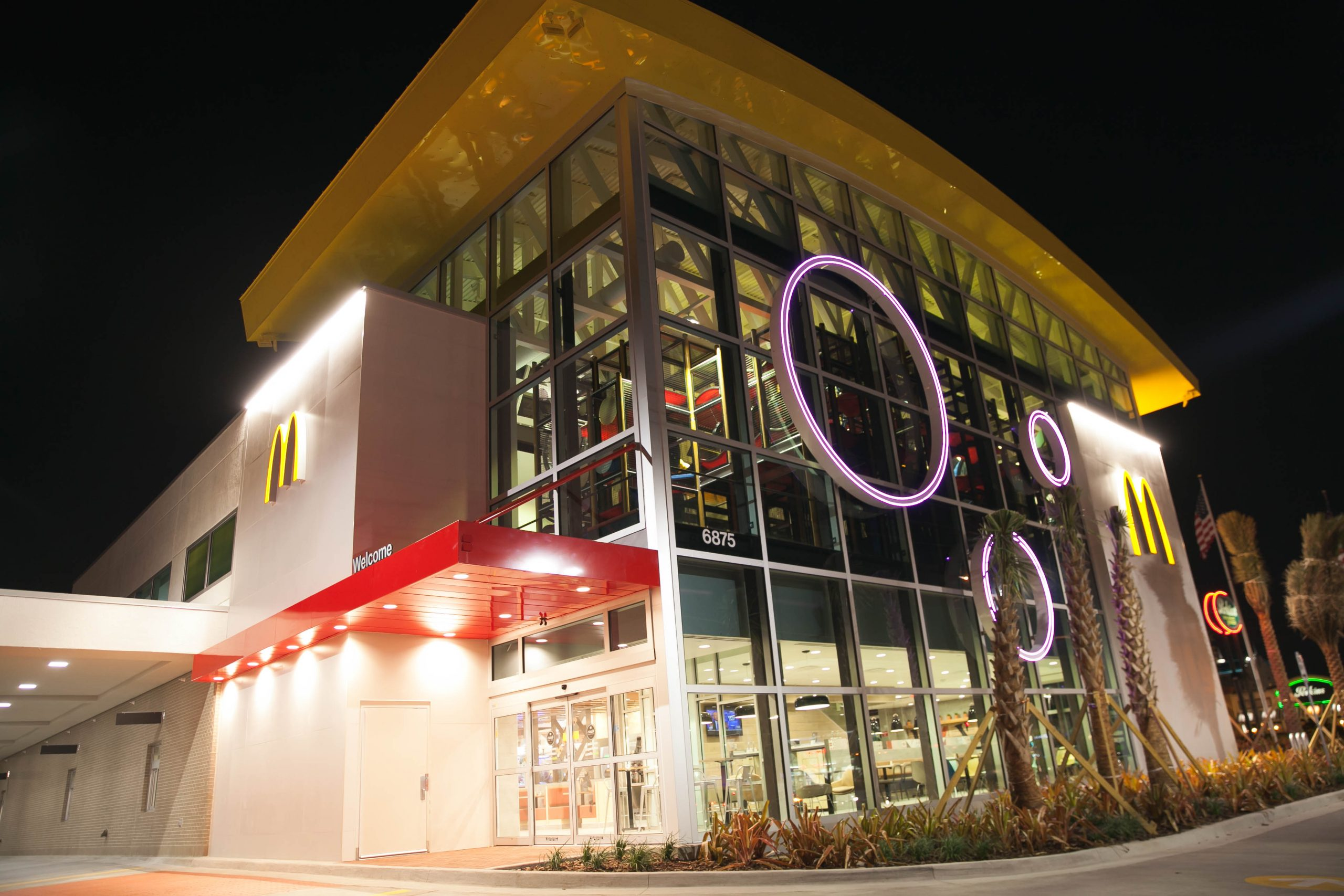 World's Largest McDonalds - Things To Do In Orlando Besides Theme Parks