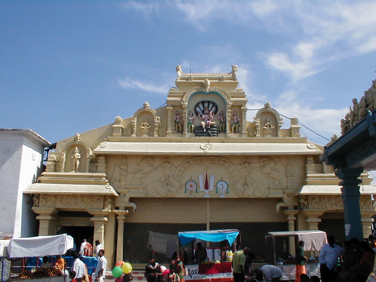 Amazing Place in Telangana-Yadagirigutta Temple