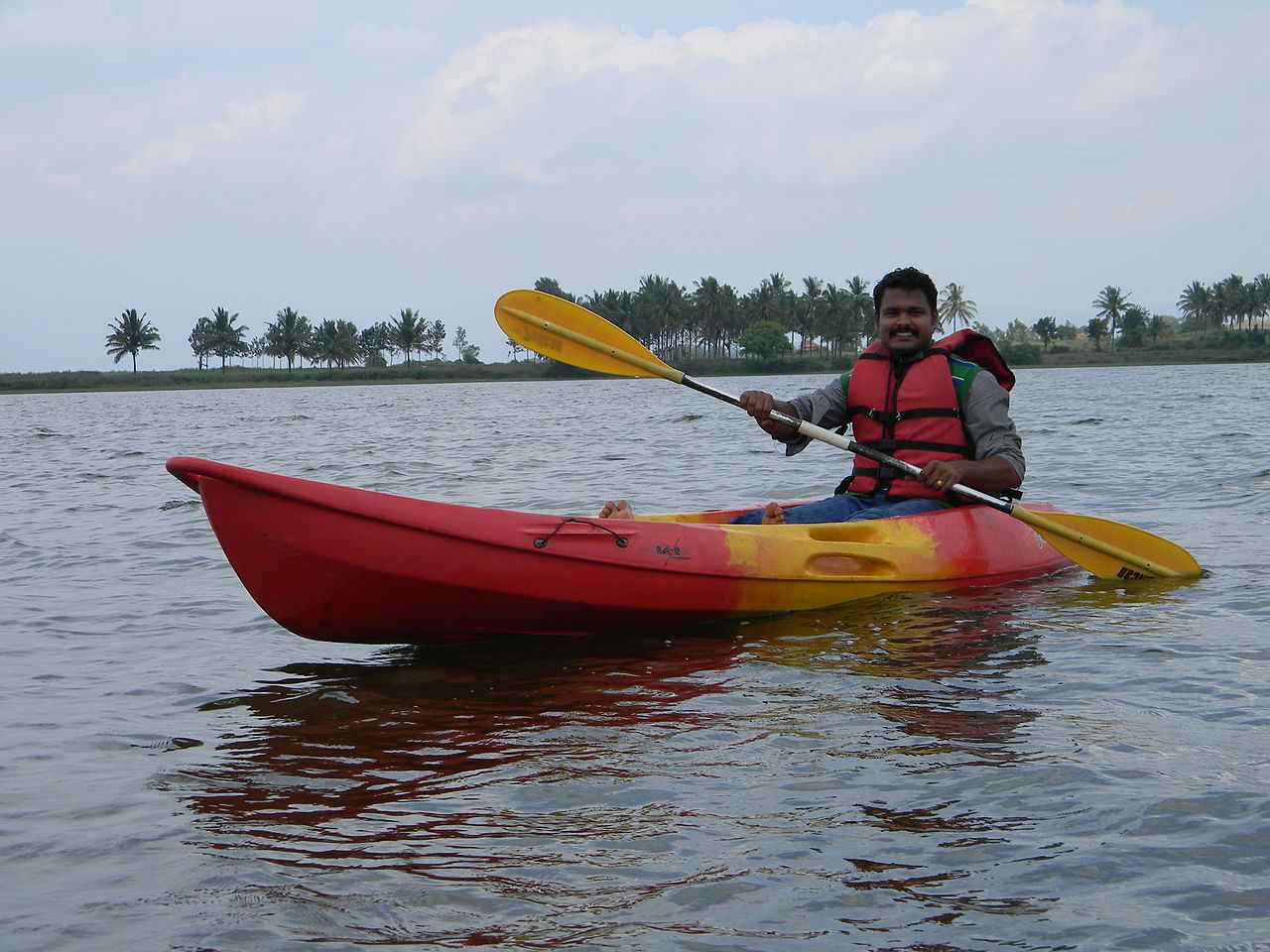 Place to Visit Near the Chennakesava Temple in Belur-Yagachi Dam