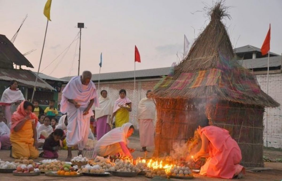 Top Festival Of Manipur-Yaosang