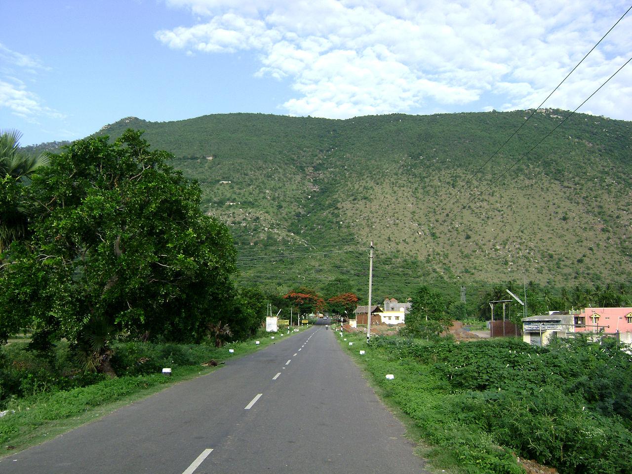 Top Hill Station in Tamil Nadu -Yelagiri
