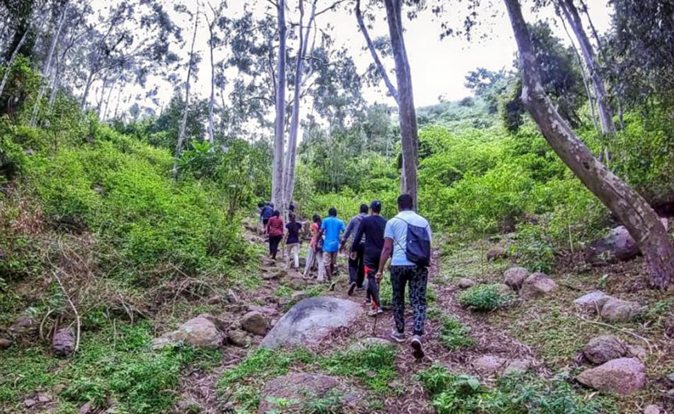 Attraction Trekking Destination In Tamil Nadu-Yelagiri