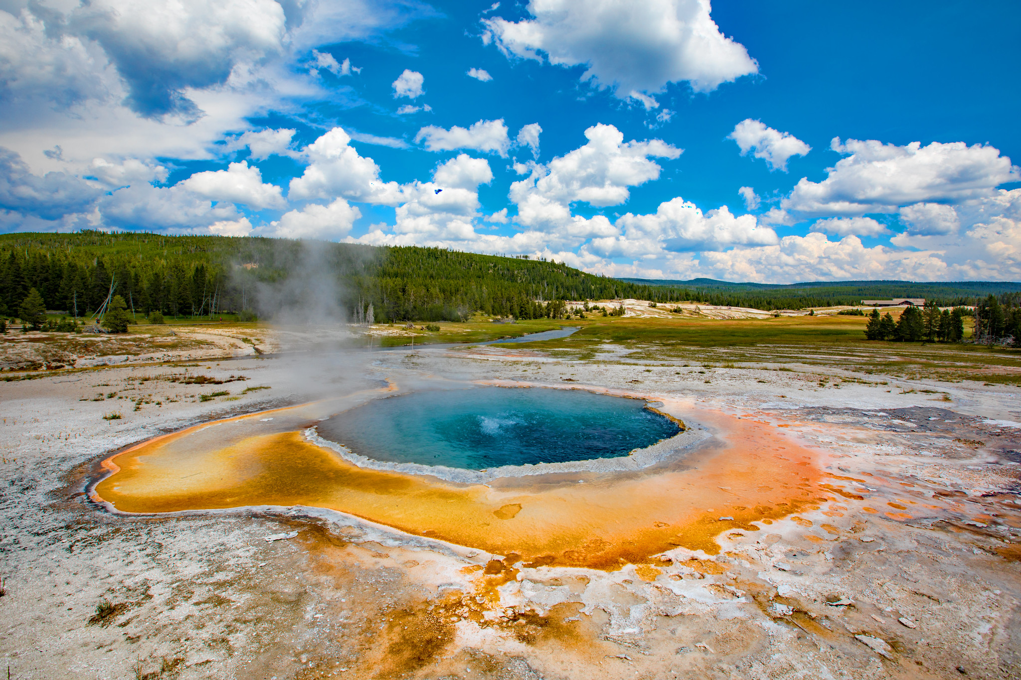 Yellowstone National Park - Amazing Attraction in Wyoming For a Memorable Vacation