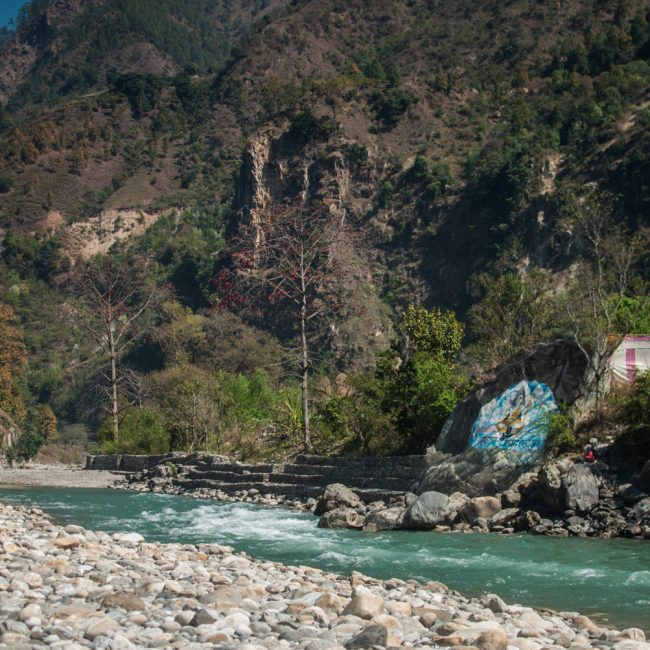 Yoga Encampment Camp in Askote, Uttarakhand